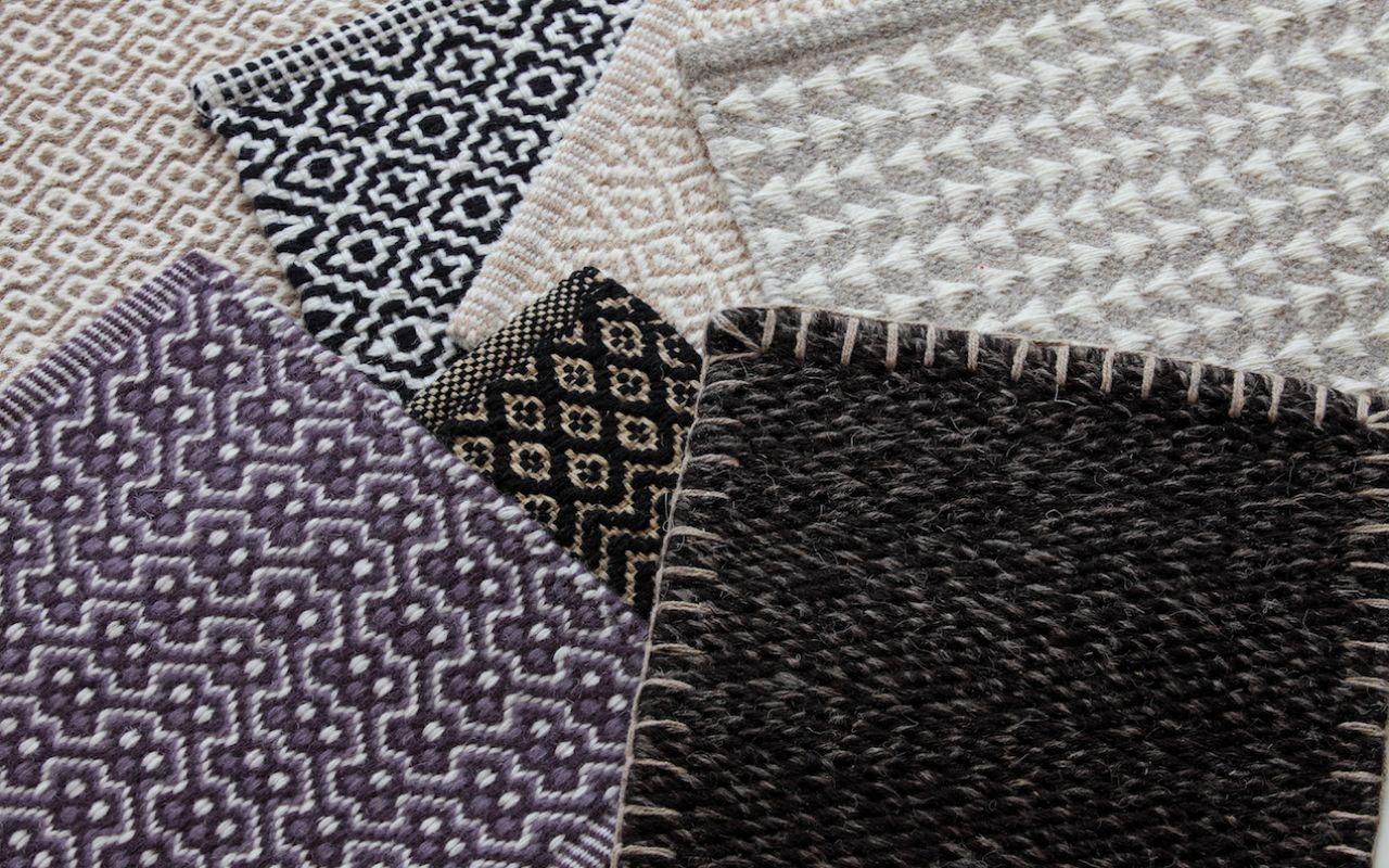 New flatweave Collection